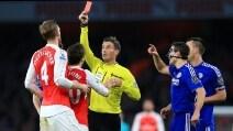 Premier League, Arsenal-Chelsea 0-1