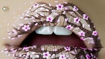16 incredibili esempi di art design per le labbra