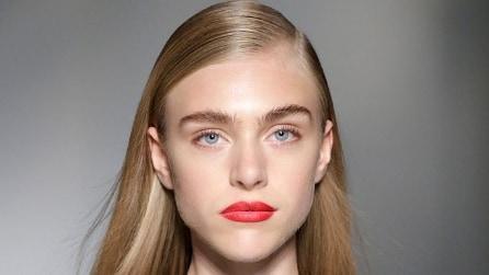 Trend capelli: la riga è laterale
