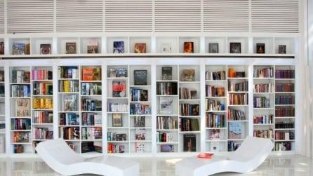 Gli 11 hotel più belli per chi ama leggere