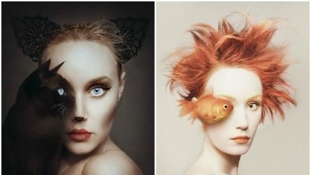 Quando l'uomo e l'animale si guardano: l'arte di Flóra Borsi