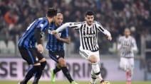 Juve-Inter, le immagini