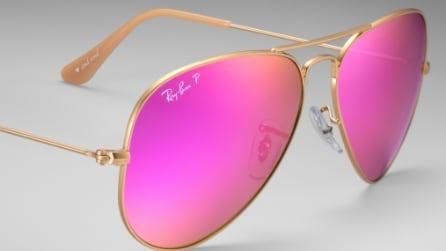 """""""Ray-Ban Remix"""": gli occhiali da sole personalizzati per San Valentino"""