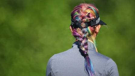 Carnevale: colora i tuoi capelli con il make up!