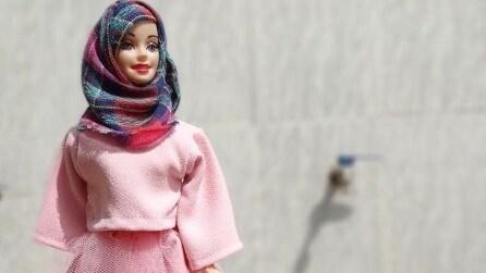 Hijarbie, la Barbie con il velo mussulmano diventa una star di Instagram