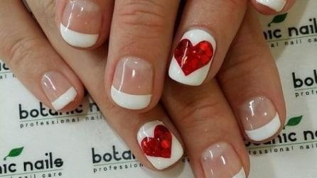 La manicure di San Valentino