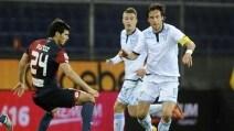 Le immagini di Genoa-Lazio