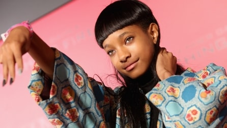 Willow Smith, la figlia di Will diventa un'icona di stile