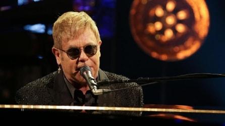 Le foto della carriera di Elton John