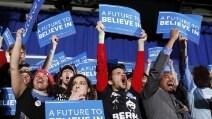 Primarie Usa in New Hampshire: vincono Sanders e Trump