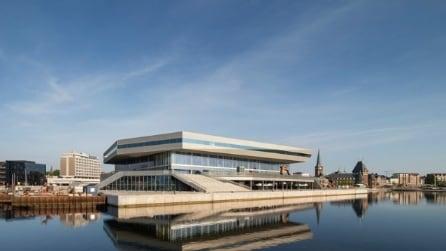 Dokk1: un nuovo concetto di biblioteca arriva dalla Danimarca
