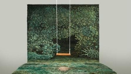 A casa come al parco: ecco gli incredibili tappeti di Alexandra Kehayoglou