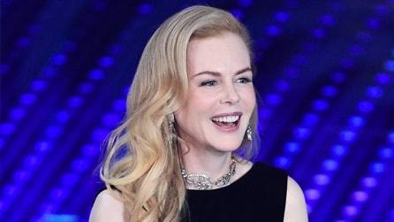 Nicole Kidman al Festival di Sanremo 2016