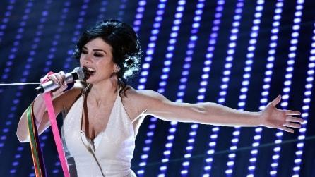 Sanremo 2016: tutti i look della terza serata