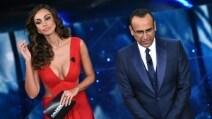 Madalina Ghenea dea infuocata di Sanremo 2016