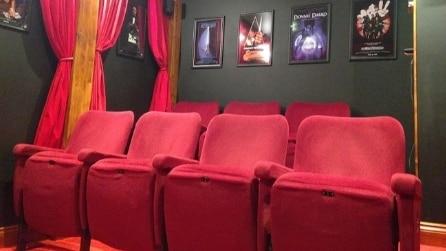 Ecco come avere un piccolo cinema in casa: la geniale idea
