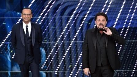 Enrico Brignano al Festival di Sanremo 2016