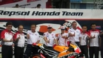 MotoGp 2016, presentata a Jakarta la nuova Honda RC213V