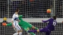 Le immagini di Fiorentina-Inter