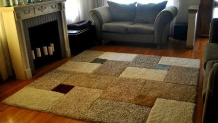 Ecco come realizzare un economico tappeto fai da te