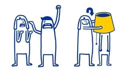 IKEA: ecco il manuale d'amore per risolvere i problemi di coppia