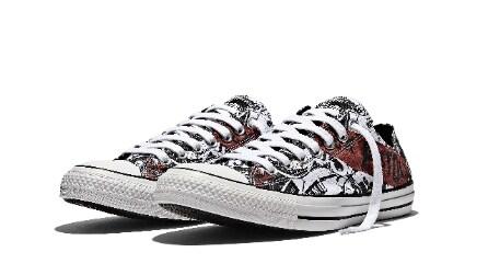 La collezione di Converse Chuck Taylor dedicata ai Sex Pistols