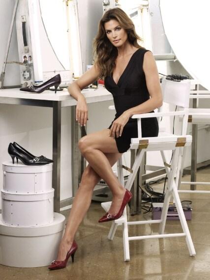 Cindy per la collezione di scarpe Deichmann