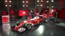 F1, ecco la nuova Ferrari della stagione 2016