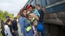 Il pericoloso viaggio delle profughe verso l'Europa