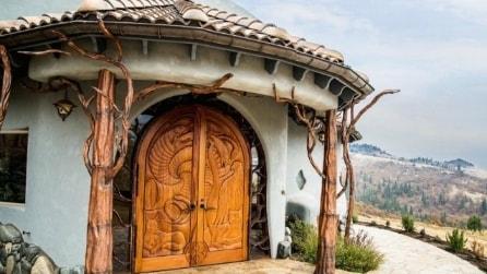 Ecco una casa da far invidia a qualsiasi maghetto di Hogwarts