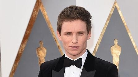 Il red carpet degli Oscar 2016
