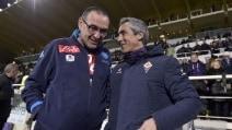 Le immagini di Fiorentina-Napoli