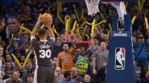 'Io sono leggenda' è Steph Curry, stella del basket Nba