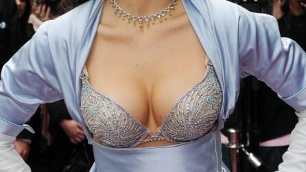 Di che forma è il tuo seno?
