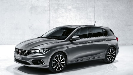 Fiat Tipo Station Wagon e Hatchback