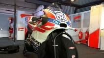 MotoGp test Qatar, Ducati perde due ali: restano solo quelle sul cupolino