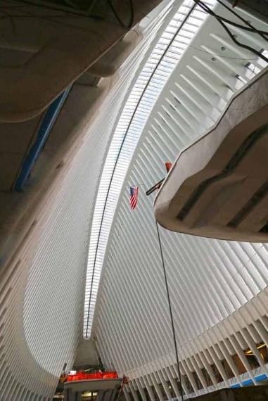 Photo credit WTC Progress