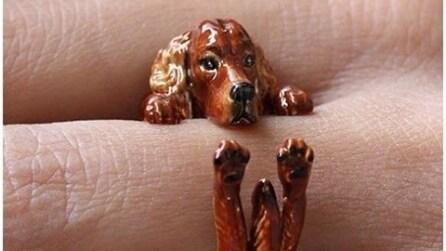 Dog Fever: la collezione di gioielli a forma di cane