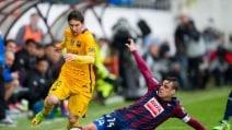 Eibar-Barcellona 0-4, le immagini