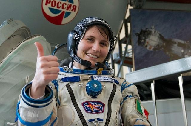 Samantha Cristoforetti: astronauta, è la prima donna italiana nell'ESA, Agenzia Spaziale Europea