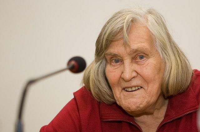 Margherita Hack, astrofisica e divulgatrice scientifica: prima donna italiana a dirigere un osservatorio astronomico
