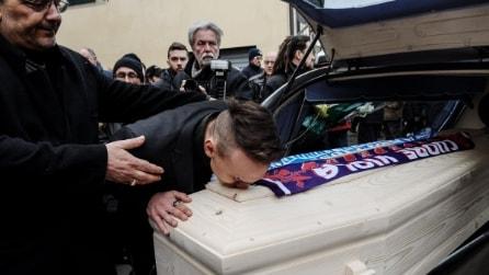 I funerali di Giorgio Ariani