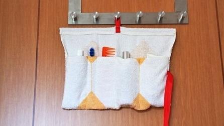 Come riciclare vecchi asciugamani con il riciclo creativo