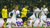 Le immagini di Borussia Dortmund-Tottenham
