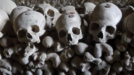 Il Miglio sacro: un tour nel Rione Sanità tra scheletri e folklore