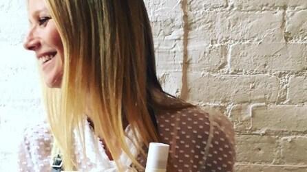La linea di creme organiche realizzata da Gwyneth Paltrow
