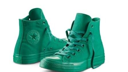 La nuova collezione primaverile di sneakers Converse
