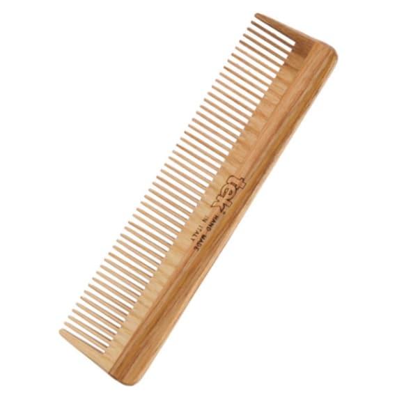 Pettine in legno Tek