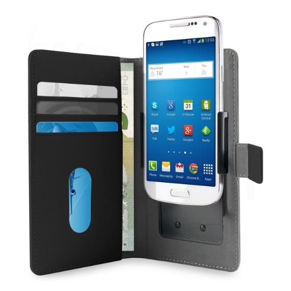 Custodia wallet per smartphone Puro 16,90 euro