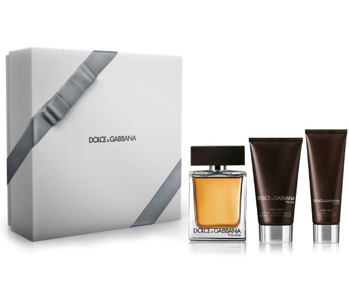"""The One For Men"" Cofanetto Eau de Toilette Dolce&Gabbana 80,50 euro"